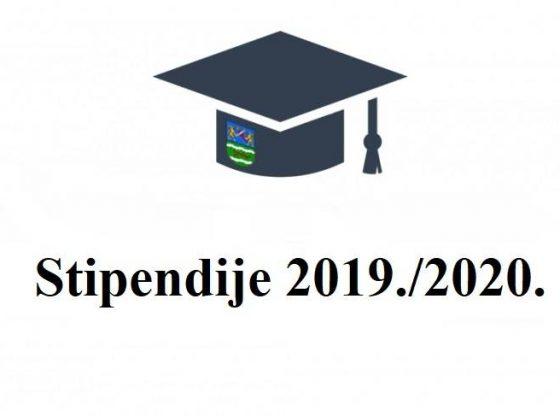 stipendije 2019 2020
